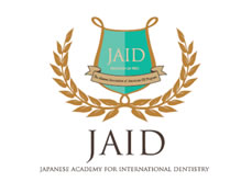 学術団体JAED ( Japanese Academy for Excellence inDentistry)